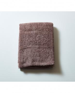 ブラウン 世界三大綿「スーピマコットン」バスタオル×泉州 2枚セットを見る