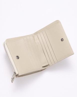 バニラ クロコダイルコンパクト財布を見る