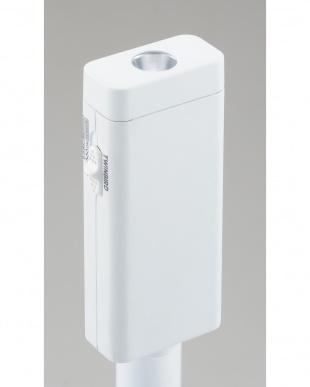 ホワイト 停電センサーLEDサーチライトを見る