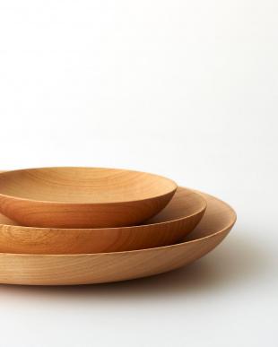 ナチュラル 山桜ノ木皿2枚セット 中皿を見る