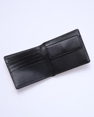 RED/BLK 二つ折り財布小銭入れ付きを見る