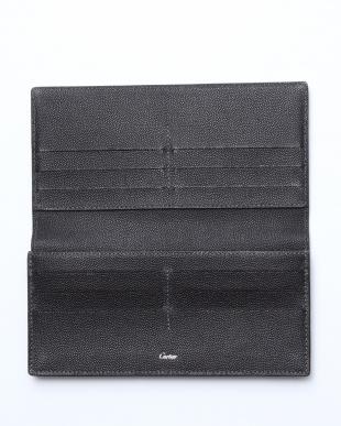 財布を見る