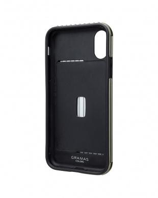 グレイ Rib Hybrid case for iPhone X/XSを見る