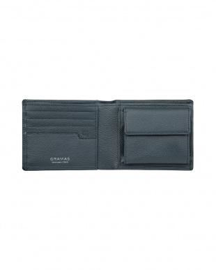 Navy SIENA Bi-fold Wallet(二つ折り財布)を見る