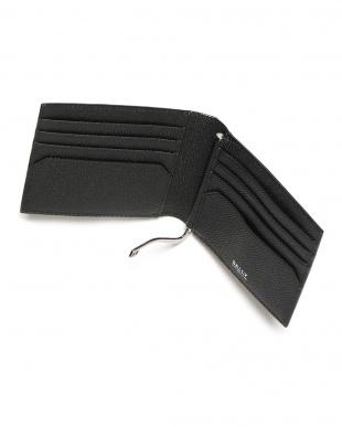ブラック TARRISH.LT ラインデザイン 二つ折り カードケースを見る