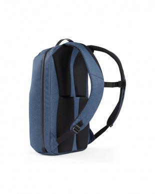 slate blue myth pack 18L スマートバックパックを見る