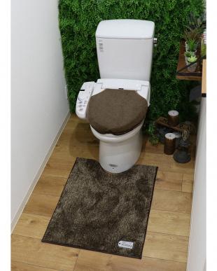ブラウン TOWARDトイレマット Lを見る