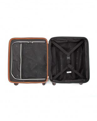 オレンジ×グレー マックスキャビンEX 容量42L 拡張機能付き 4泊前後 機内持込可能 静音キャスター搭載を見る