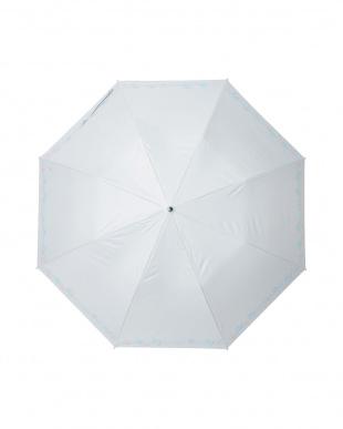 フラワー 晴雨兼用傘ヒートカットショートジャンプを見る