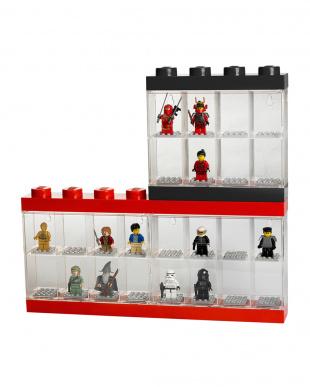 ブラック LEGO ミニフィギュア ディスプレイケース8を見る