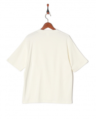 WHITE MILITARY FRAISE CREW NECK S/S TEEを見る