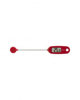 レッド クッキング温度計を見る