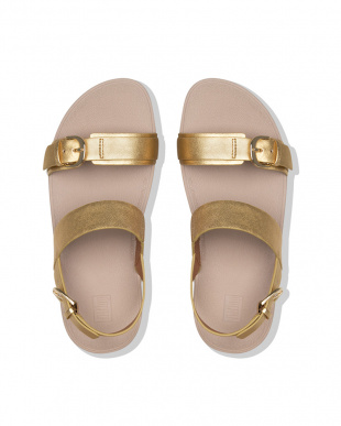 Artisan Gold EDIT BACK-STRAP SANDALSを見る