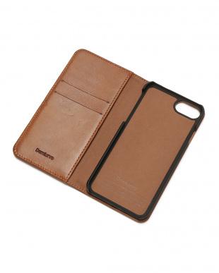 ブラウン PEBBLY(ぺブリー)ブラウン iPhone新型SE/8/7/6s/6 兼用イタリアレザーケースを見る