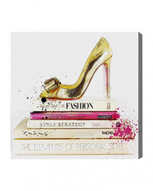 40.6x40.6 GOLD SHOE AND FASHION BOOKS 40.6×40.6cmを見る