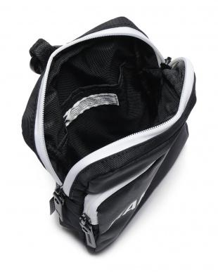 ブラック CROSS-TIE POUCH BAG AGILEを見る