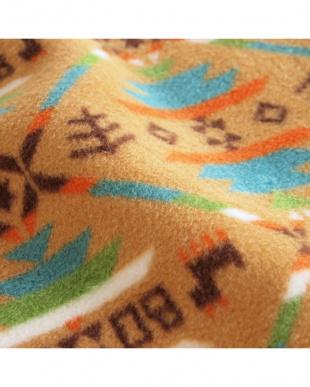 ベージュ ティピー 綿毛布を見る