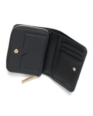 BLACK フレンチファブリック SAFECO 2つ折り財布を見る