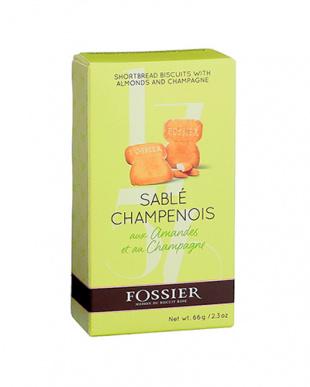 シャンパンサブレ/ガレット 4個セットを見る
