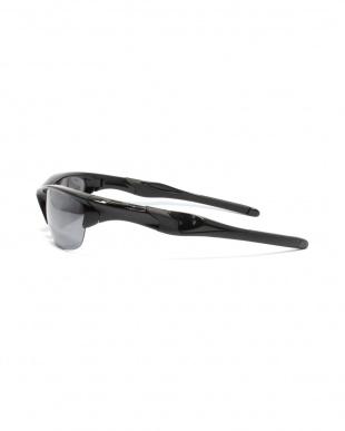 Polished Black/Black Iridium Polarized HALF JACKET 2.0 サングラスを見る