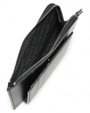 ブラック BINDOW.DE MOBILE HOLD カード入れ付 携帯電話ホルダーを見る