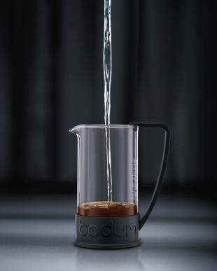 ブラック ブラジル フレンチプレスコーヒーメーカー 1.0Lを見る