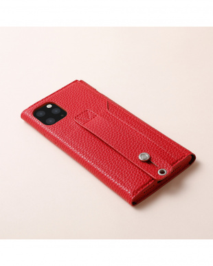 レッド clings  Slim Hand Strap Case for iPhone 11 Proを見る