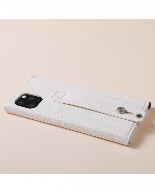 ホワイト clings  Slim Hand Strap Case for iPhone 11 Pro Maxを見る