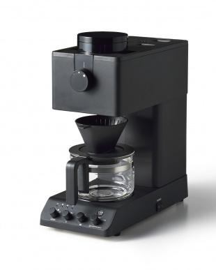 ブラック 全自動コーヒーメーカーを見る