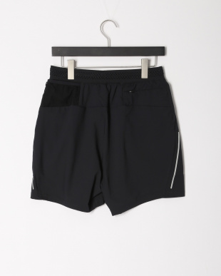 BLK/BLK STRETCH CROSS 5INCH SHORTを見る