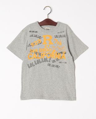グレー 2PTシャツを見る
