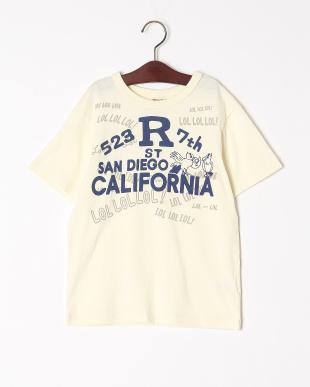 オフホワイト 2PTシャツを見る