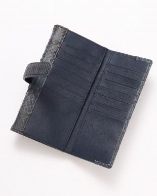 ネイビー 財布を見る