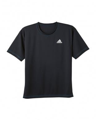 ブラック Tシャツ×3セットを見る