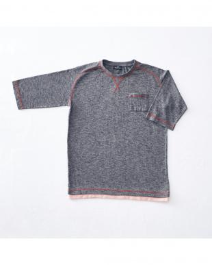 ブラックモク 5分袖Tシャツ×2セットを見る