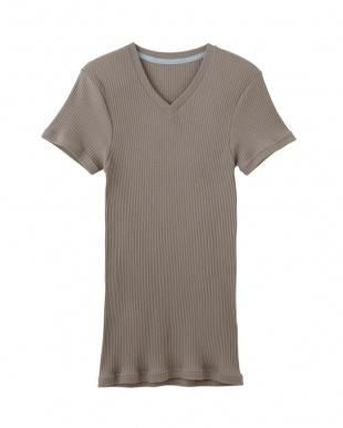 トープ VネックTシャツ×2セットを見る