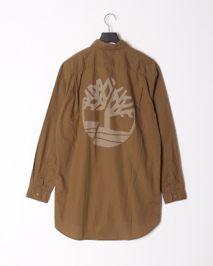 Capers (Pantone 18-0820 TCX) AF SMU LS 7 Samurai Shirt Capeを見る