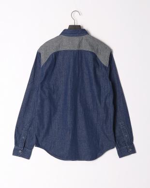 Eclectic Denim GB AF LS Mumford Dnm Shirt Eclectを見る
