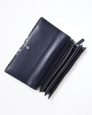 キャメル/ネイビー 財布を見る