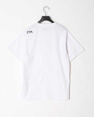 ホワイト CYA Collaboration with CBGB ROCK T-SHIRTを見る