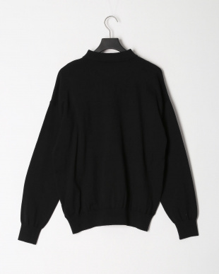 BLACK ALL TIME KNIT COLLARを見る