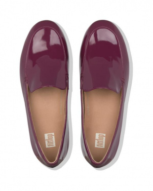 Lingonberry LENA PATENT LOAFERSを見る