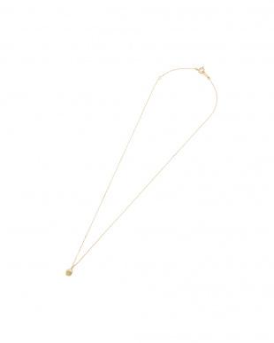 イエローゴールド K18YG デザイン ネックレスを見る