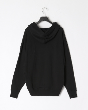 BLACK BAR SWEAT HOODIE REDを見る