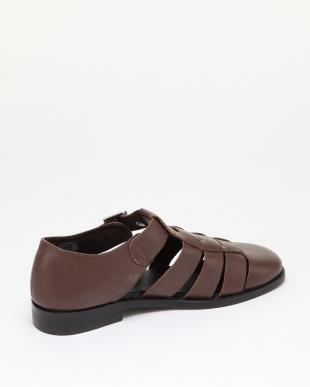 brown SU:(0618)GURKHA SANDALを見る