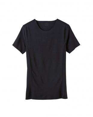 ブラック Tシャツ×2セットを見る