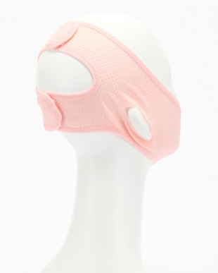 ピンク ナイトスリムフェイスマスクを見る