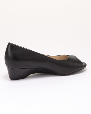 THE GO-TO OT WEDGE:BLACK LEATHERを見る