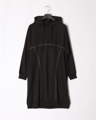 BLACK 19SS KJ 1ST stitch hoodie OPを見る