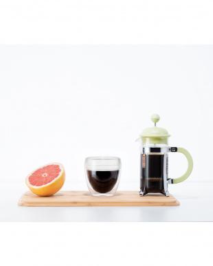 ピスタチオ CAFFETTIERA フレンチプレスコーヒーメーカーを見る